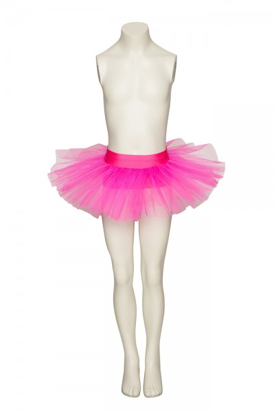 07d9b4331 Hot Pink Tutu Skirt Ballet Dance Fancy Dress All Sizes
