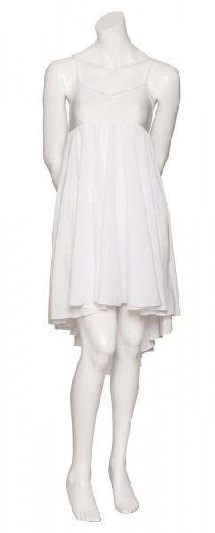 ef400cd79 White Lyrical Dress Contemporary Ballet Dance Costume Childs And ...