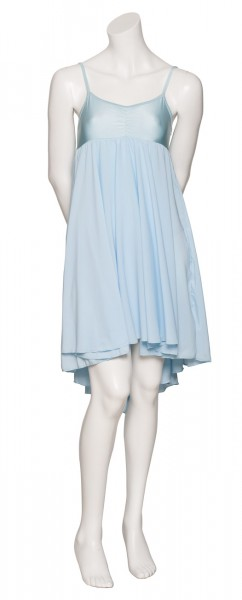 9d80b964e7d4 Pale Blue Lyrical Dress Contemporary Ballet Dance Costume Childs And Ladies  Sizes