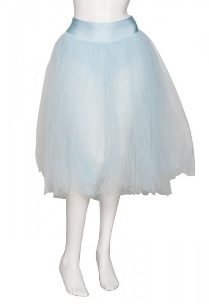 Girls Ladies Royal Blue Ballet Dance Fancy Dress 3 Net Layer Tutu Skirt By Katz