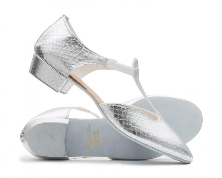 Katz Dancewear Ladies Girls Gold Shiny Metallic PU Dance Greek Sandal Teaching Jive Salsa Ballroom Cerco Shoes by