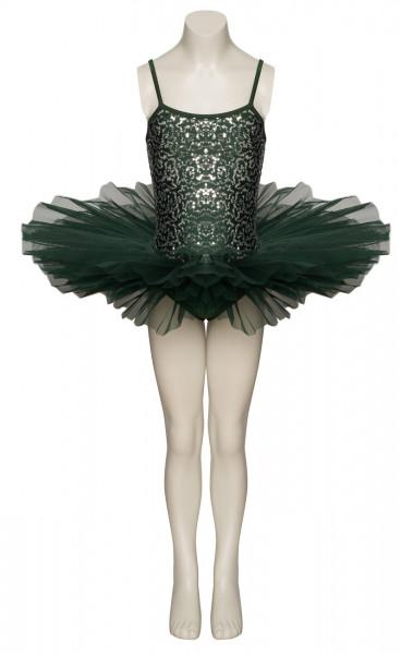 Forest Green Premium Dance Ballet Tutu Skirt Childs Ladies Sizes Katz Dancewear