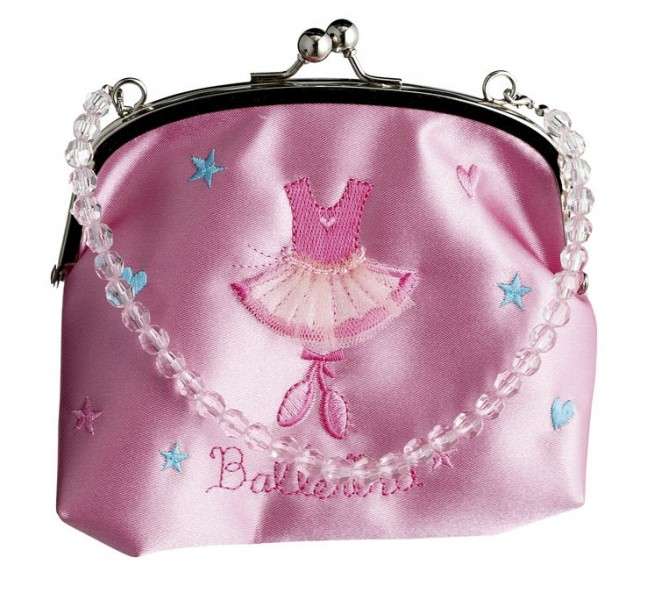 Brand New Girls Pink Satin Princess Cushion Pillow Ballet Gift By Katz Dancewear