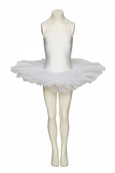 93e301010e White Standard Dance Ballet Leotard Tutu Childs And Ladies Sizes