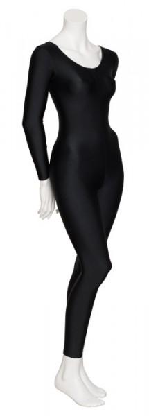 Katz Dancewear Girls Ladies Lycra Long Sleeve Footless Catsuit Unitard KDC017
